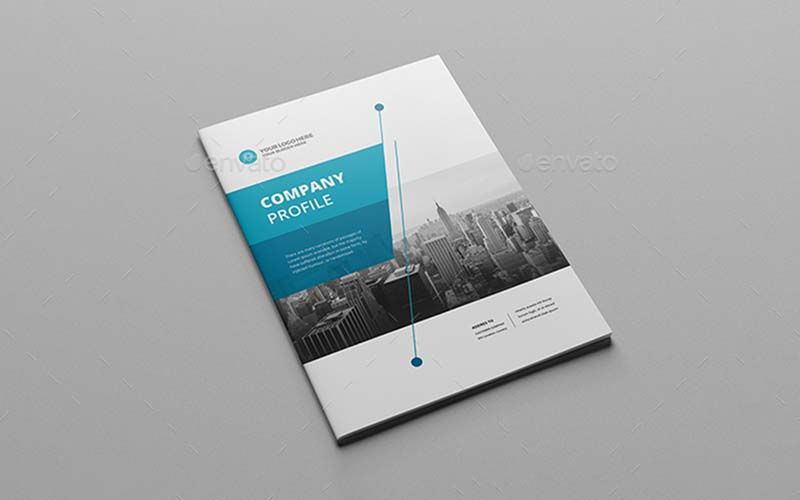Best Hand Picked Print Ready Business Brochure Templates For - Company profile brochure template