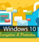 Data Encryption and Data Protection in Windows 10 - Technig