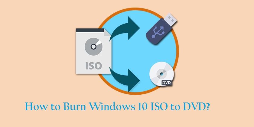 windows 10 iso to dvd