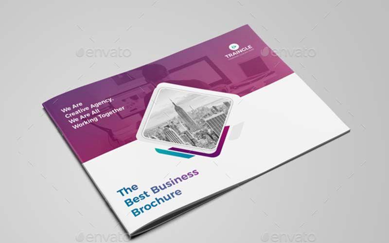 Landscape Business Brochure - Technig