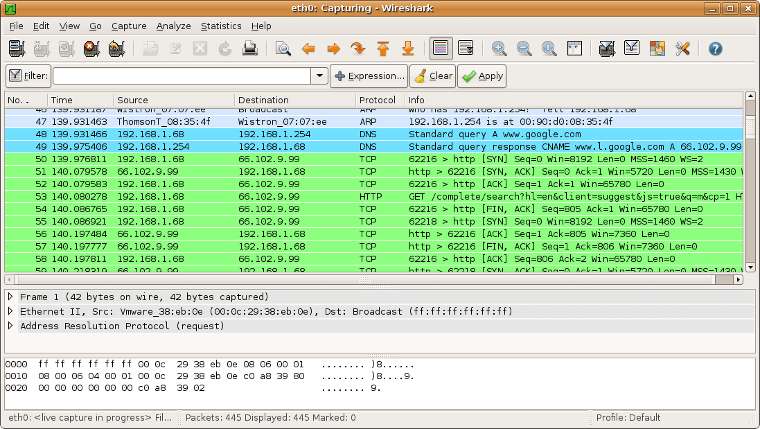 Free Download WireShark Final version - Technig