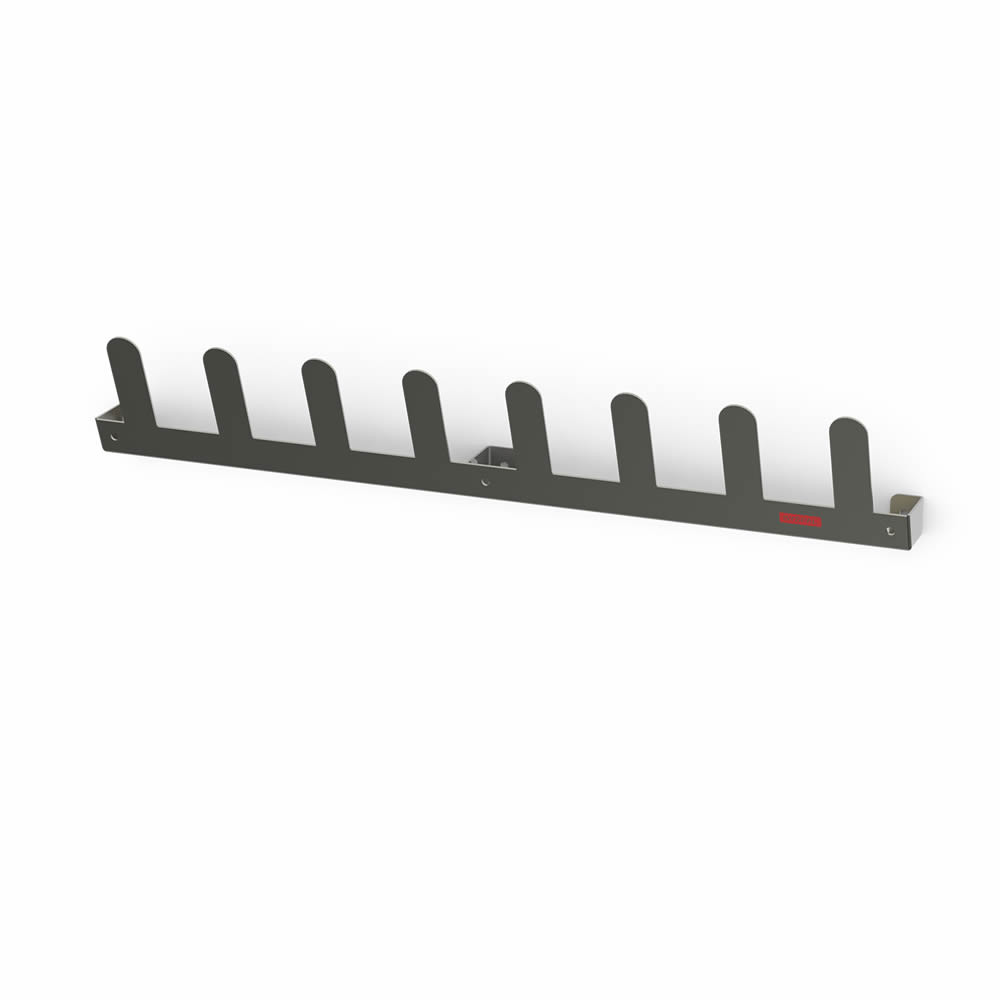Stainless steel wall mounted shoe rack TECHNIK Veterinary