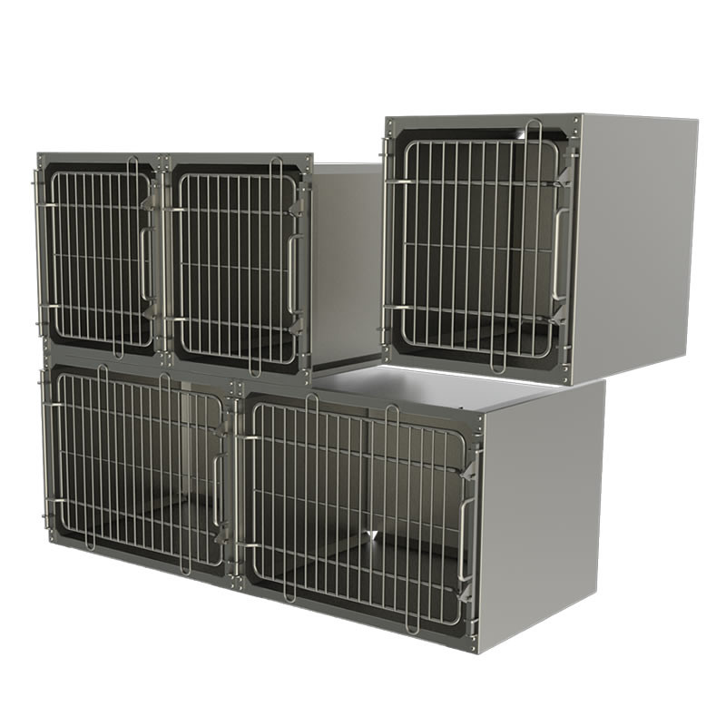 Stainless Steel Dog Kennels  UK Manufacturer  TECHNIK