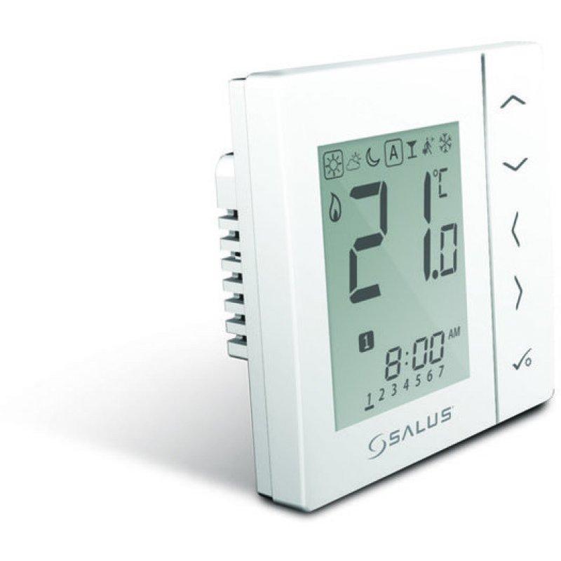 SALUS regulator przewodowy podtynkowy 4w1 VS10W