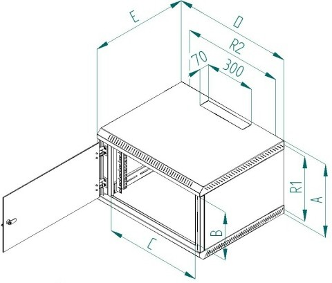 Mini Server Rack Mini Shelf Wiring Diagram ~ Odicis