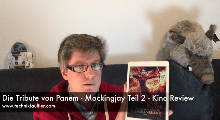 Die Tribute Von Panem Mockingjay Teil 2 Kino Review
