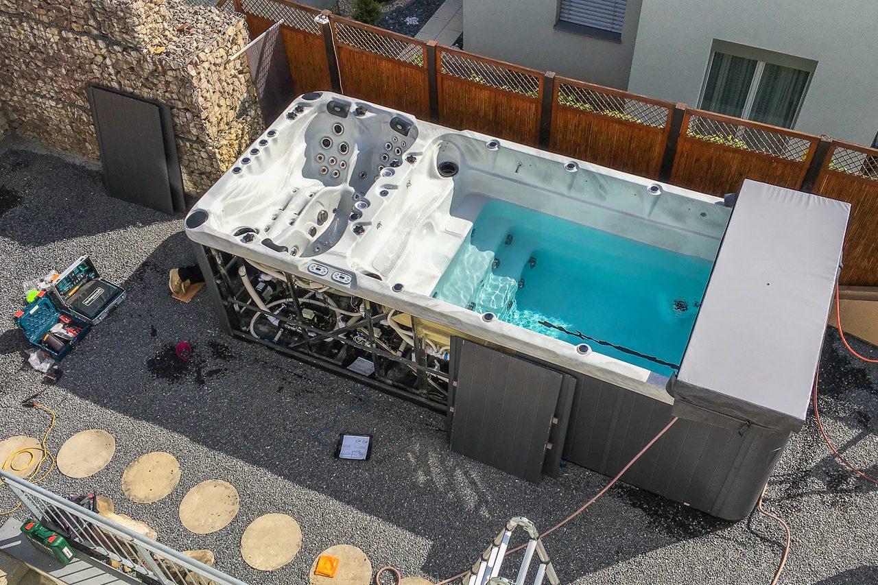 Swim-Spa – Was Vor Dem Kauf Zu Beachten Ist! | Technikfreak