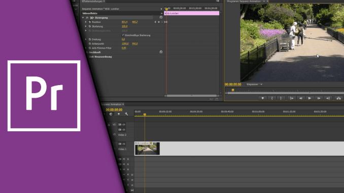 Adobe Premiere Animation Tutorial