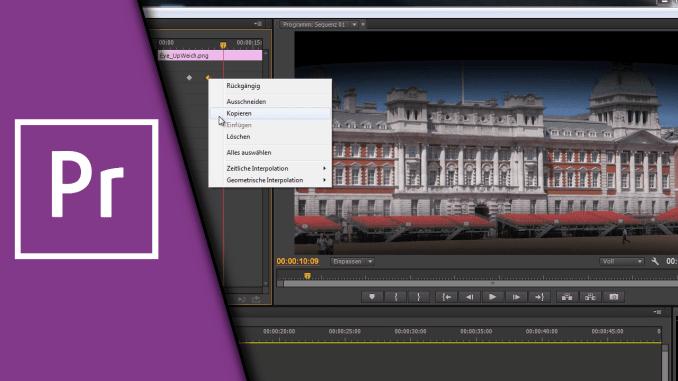 Adobe Premiere Augen Auf Effekt
