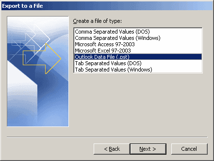 outlook-2010-export-to-pst