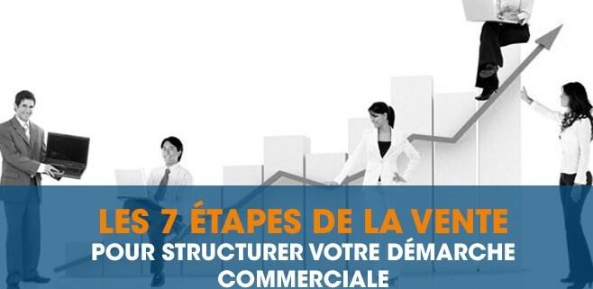 Les 7 étapes de la Vente d un entretien commercial 12c8e0e99d1