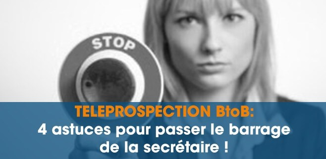 téléprospection b to b