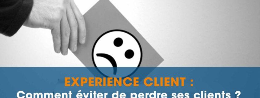 Expérience client