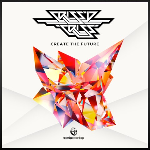 CrissyCriss new single #CreateTheFuture is available