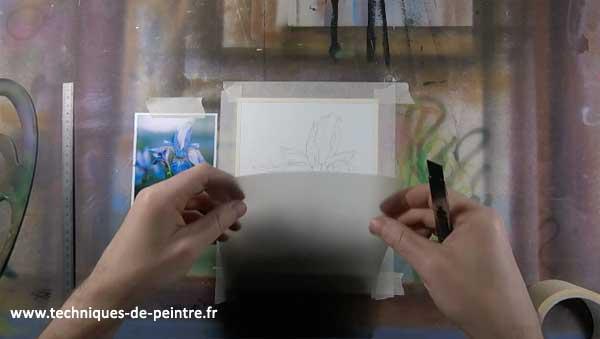film-adhesif-aerographe-techniques-de-peintre