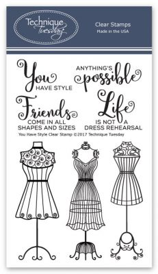 you have style stamp