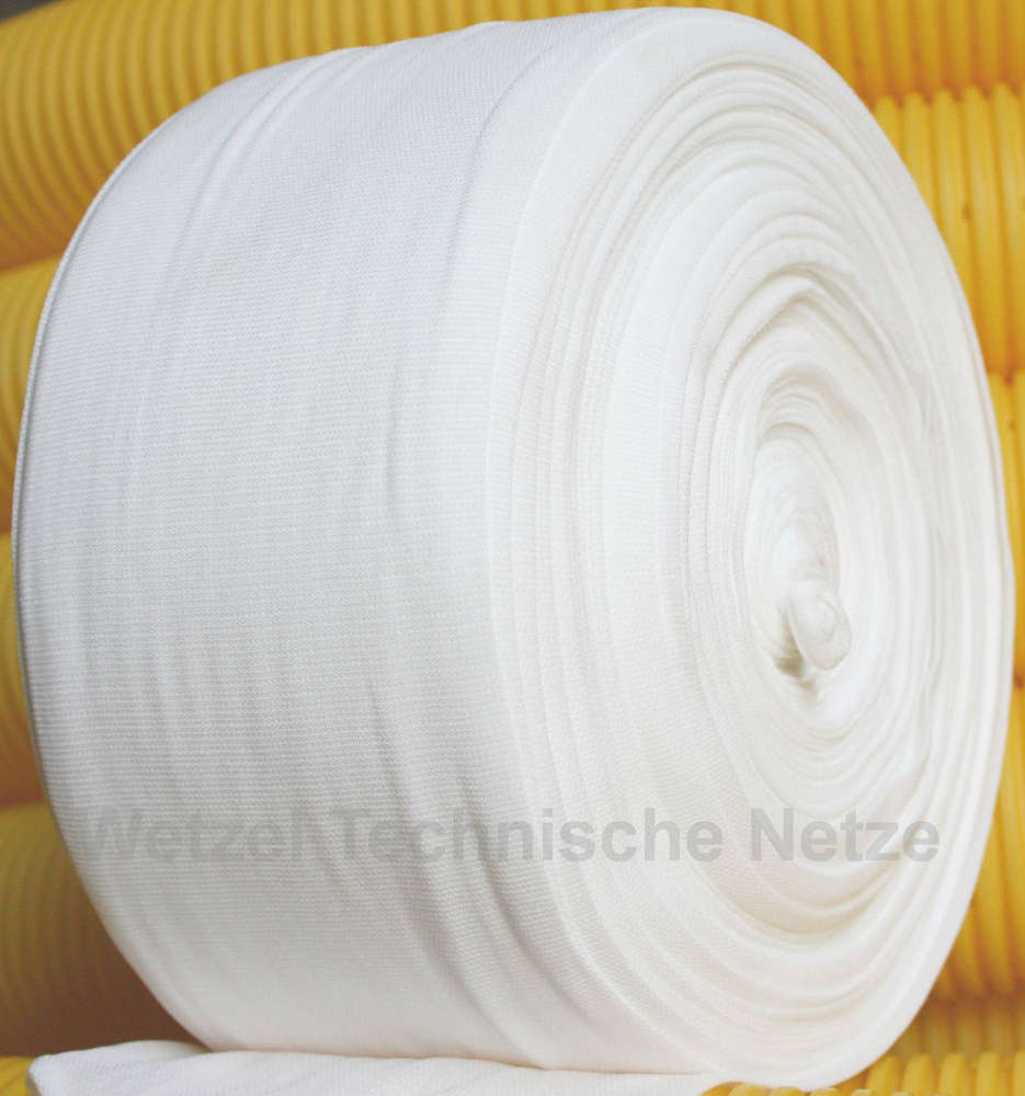 medium resolution of 50 m drainage filter sock drain sleeve for drainage pipes dn 50
