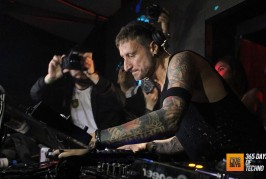 Marco Bailey – MATERIA, Liege Belgium (Elektronic Force Podcast 268) – 11-02-2016 – @marcobailey