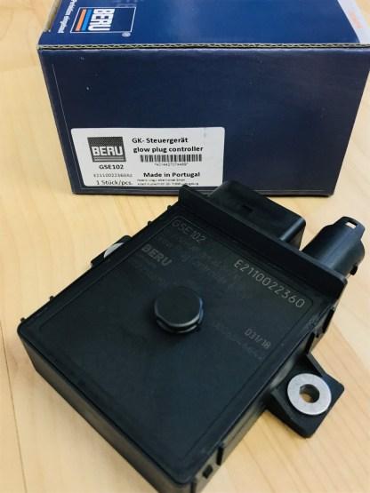 BERU Glühkerzensteuergerät GSE102 für BMW M57 Motoren-