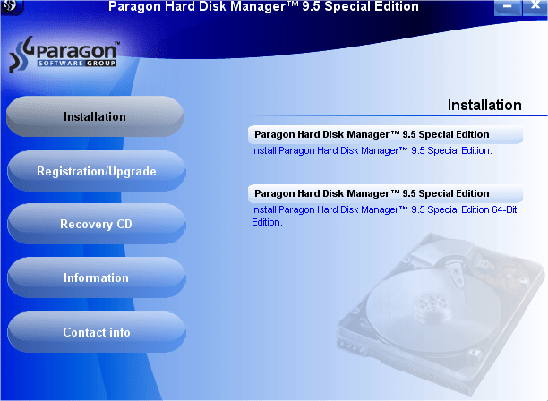 paragon hard disk manager 2010 pro free download