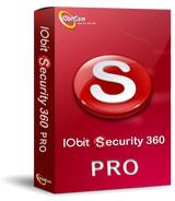 IObit Security 360 pro box