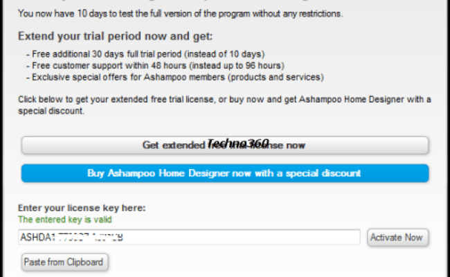 Download Ashampoo Home Designer For Free