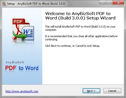 AnyBizSoft PDF to Word Converter Free License Key Code My Digital Life