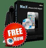 MacX iPhone DVD Ripper Giveaway