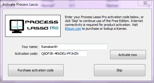 process lasso increase system responsiveness  pro