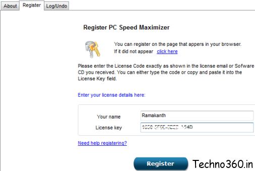 Pc speed maximizer license key plus crack full version free.