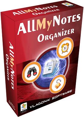 AllMyNotes Organizer Box Shot