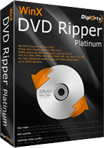 Get WinX DVD Ripper Platinum for Free