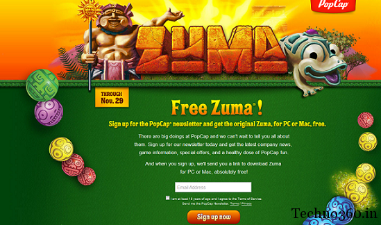 Zuma Deluxe Full Version For Free