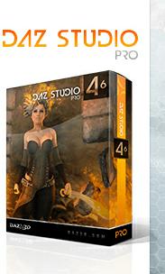 DAZ Studio 4.7 Pro For  Free