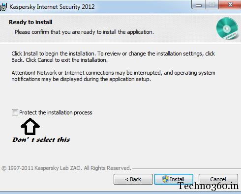 Ключи на касперский веб 2012
