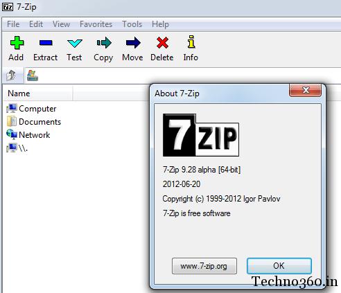 7 zip igor pavlov