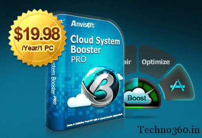 anvisoft cloud system booster full