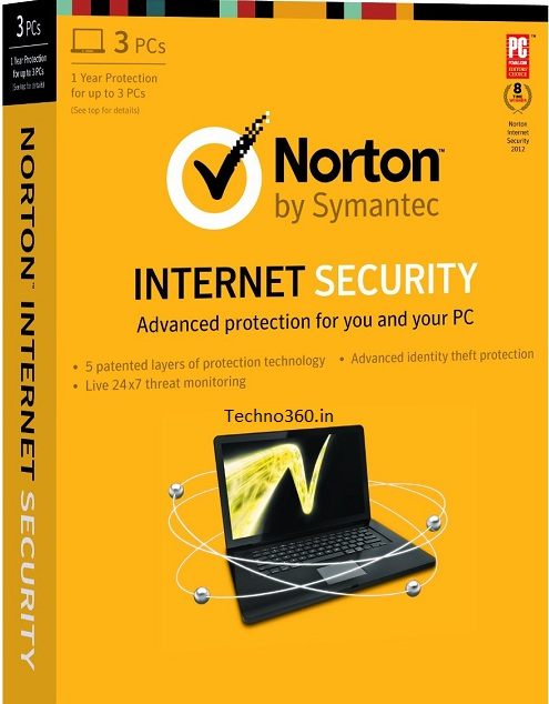 Norton Free Trial for 90 Days / Days