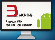 Kepard VPN for Android free for 92 Days