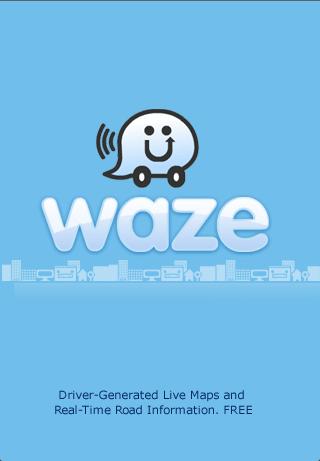 Waze : Best Traffic navigation app