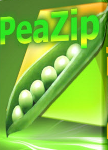 PeaZip : Free File manger and Compression tool