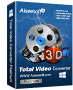 Get Aiseesoft Total video Converter for Free