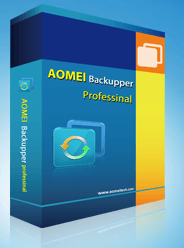 AOMEI Backupper Professional License for Free [Worth $49.95]
