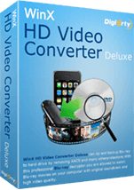 Get WinX HD Video Converter Deluxe for Free [Windows]