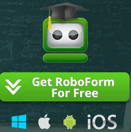 RoboForm Everywhere Free 1 year License [Password Manager]