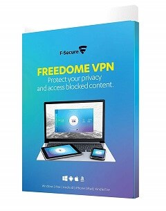 F-Secure Freedome VPN 1 Year License For free [Win/Mac/Android/iOS]