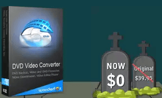 WonderFox DVD Video Converter  Full Version for Free