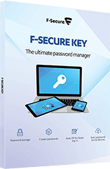 F-Secure Key password manager Free for one year [Windows,Mac,Android,iOS]