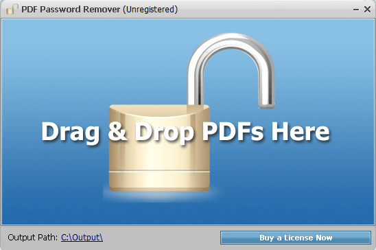 PDF Password Remover (Win & Mac) Limited-time Giveaway