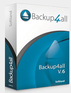 Backup4all Standard 6 for FREE [Windows]